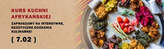 kurs kuchni afrykanskiej