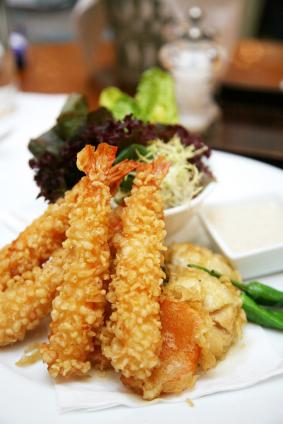 ebi no tempura