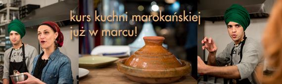 kurs kuchni marokańskiej już w marcu!