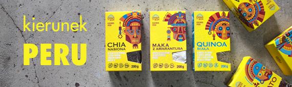 produkty kuchni peruwiańskiej już w Masali!