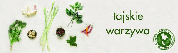 tajskie warzywa!