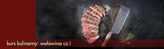 kurs gotowania wołowina dla początkujących