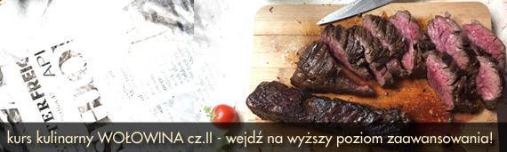 kurs gotowania wołowina