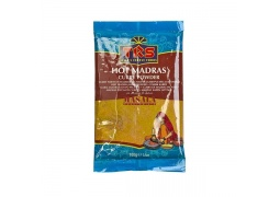 Curry Madras Ostre w Proszku | Hot Madras Curry Powder 100g TRS