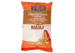 Mąka do Chapati (Chapati Flour Medium) 1,5kg TRS