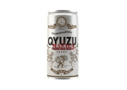 QYUZU - Oryginalny Japoński Tonik z Sokiem z Cytrusa Yuzu (Genuine Japanese Tonic Water with Yuzu Fruit Juice) 200ml