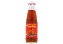 Słodki Sos Chilli do Kurczaka (Sweet Chilli Sauce for Chicken) 290ml Cock Brand